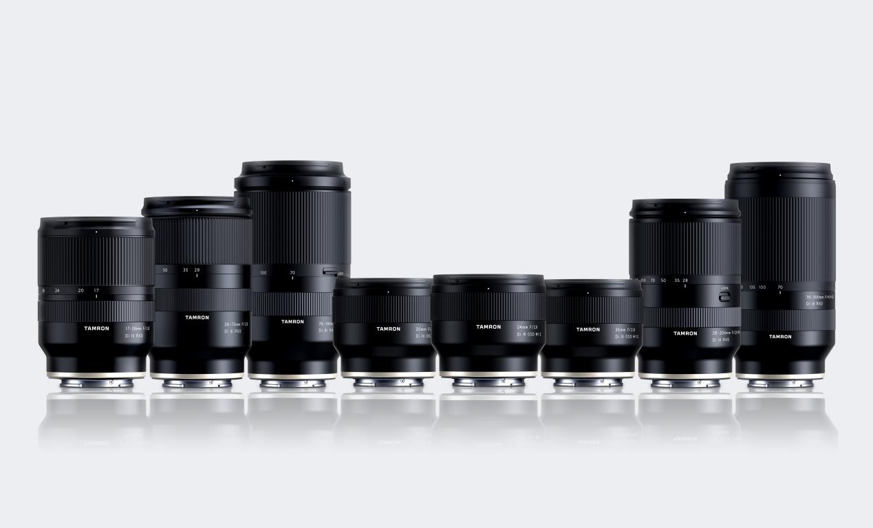 Tamron 70-300 para Sony E