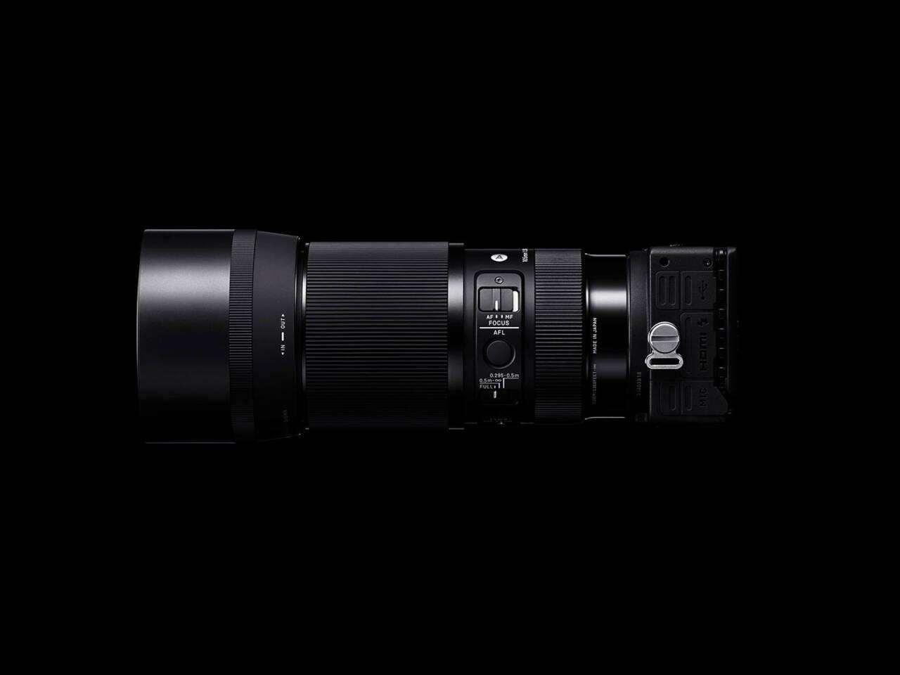 Sigma 105mm F2.8 DG DN MACRO ART en Foto K