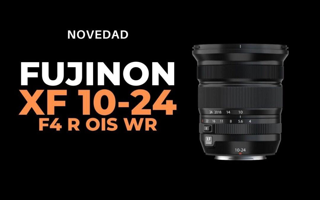 Fujinon XF 10-24mm F4 R OIS WR