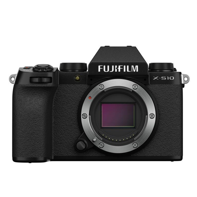 Fujifilm X-S10 en Foto K