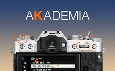 Formación online de fotografía. Aprende a usar tu cámara.