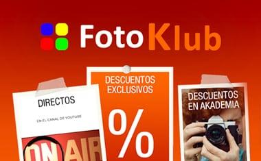 Fotok Club. Ventajas descuentos, directos, ...