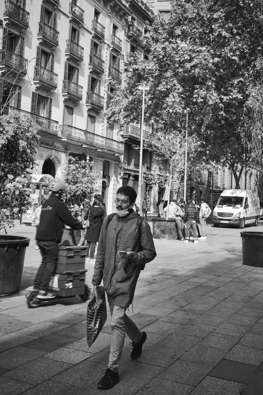 35mm fotografia de calle
