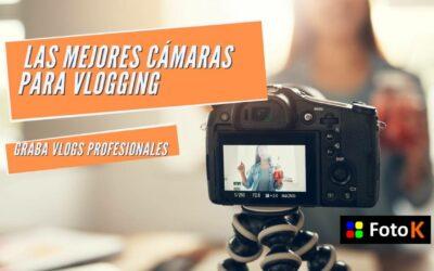 Las mejores cámaras Vlogging, graba vídeos de calidad para youtube