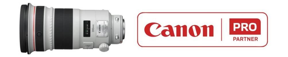 Objetivos Canon PRO