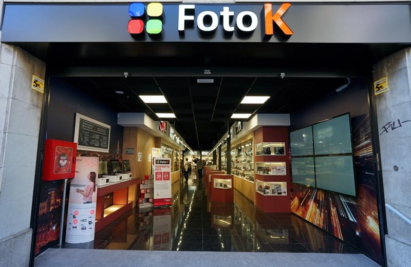 Foto K entrada nuevo local